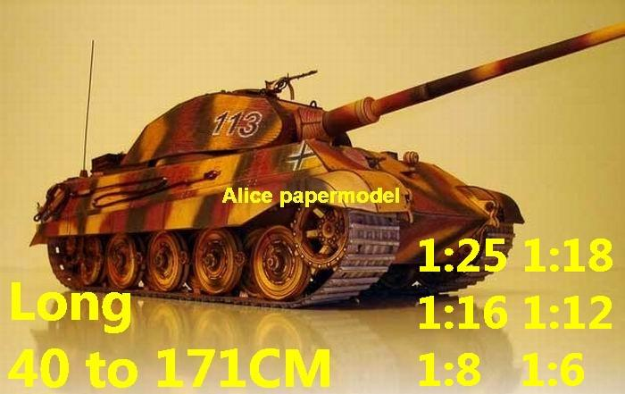 1:25 1:18 1:16 1:12 1:8 1:6 1:4 scale WWII World War II WW2 Germany German Tiger II Konigstiger Panzerkampfwagen Tiger Ausf B Porsche Turret half-track half track tank artillery truck MBT main battle jeep armored vehicle vehicles military army train big large scale size car model models soldier soldiers scene for on sale store shop