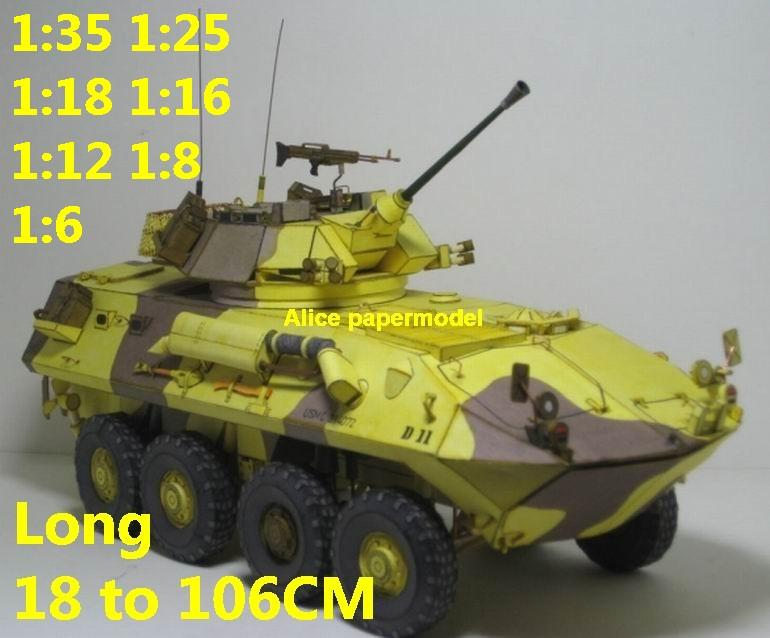 1:35 1:25 1:18 1:16 1:12 1:8 1:6 scale Cold War modern United States US USA army LAV25 LAV-25 Light Armored Vehicle amphibious infantry combat vehicle armoured transporter MBT main battle tank self propelled howitzer cannon military truck jeeps jeep armoured car half track half-track SAM missle launcher launches artillery armored vehicle vehicles military train big large scale size car model models soldier soldiers scene for on sale shop store