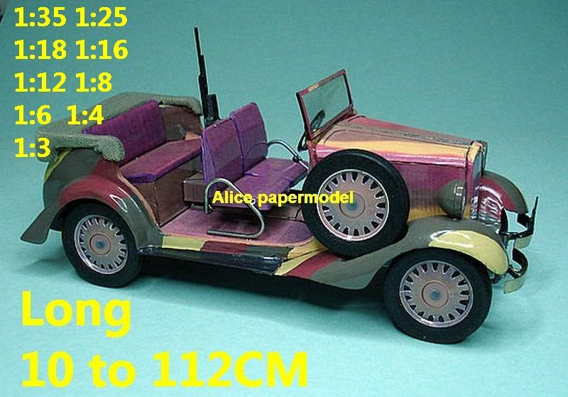 1:25 1:18 1:16 1:12 1:8 1:6 1:4 1:3 scale Italy Fiat 508 Vintage car armored vehicle Willys MB jeep tank armoured car half track half-track truck armored vehicle vehicles military army train big large scale size car model models soldier soldiers scene on for sale store shop