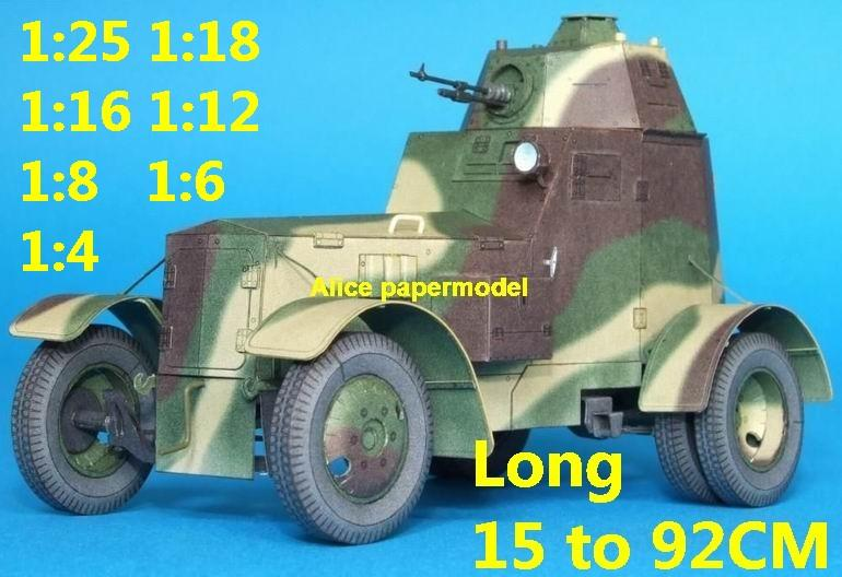 1:25 1:18 1:16 1:12 1:8 1:6 1:4 scale WWII World War II WW2 USSR Soviet Union Russia red army Polish Poland wz. 34 wz 34 self propelled anti tank anti-tank gun tank armoured car half track half-track SAM missle launcher launches artillery truck MBT main battle jeep armored vehicle vehicles military army train big large scale size car model models soldier soldiers scene for on sale shop