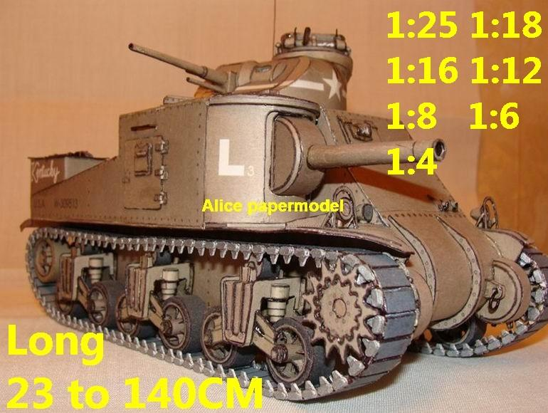 1:25 1:18 1:16 1:12 1:8 1:6 1:4 scale WWII World War II WW2 United States US USA M3 M-3 Lee Tank half-track half track SAM missle launcher launches artillery truck MBT main battle jeep armored vehicle vehicles military army train big large scale size car model models soldier soldiers scene on shop sale