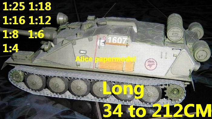 1:25 1:18 1:16 1:12 1:8 1:6 1:4 scale the Cold War Era USSR Soviet Union Russia red army ASU-85 ASU85 airborne self-propelled mount tank armoured car half track half-track SAM missle launcher launches artillery truck MBT main battle jeep armored vehicle vehicles military army train big large scale size car model models soldier soldiers scene on for sale shop
