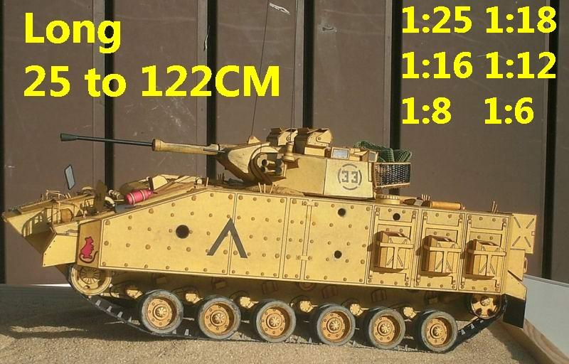 1:25 1:18 1:16 1:12 1:8 1:6 scale Cold Iraq War USA US United States army MCV 80 MCV-80 Warrior tracked armoured vehicle Fighting vehicle armored vehicles MBT main battle tank modern self propelled howitzer cannon military truck jeeps jeep armoured car SAM missle launcher launches artillery military train big large scale size car model models soldier soldiers scene on for sale shop store