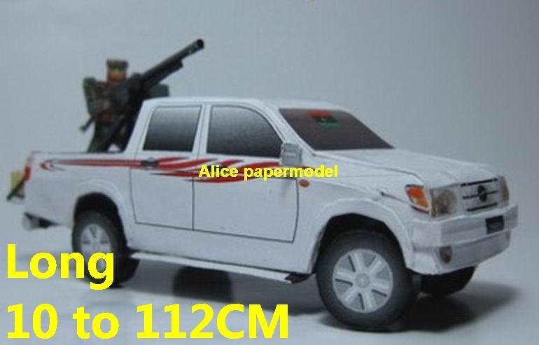 1:35 1:25 1:18 1:16 1:12 1:8 1:6 1:4 scale army Syria Iraq Libyan Technical Vehicle jeep jeeps four wheel drive utility vehicle tank armoured car half track half-track SAM missle launcher launches artillery truck MBT main battle armored vehicle vehicles military army train big large scale size car model models soldier soldiers scene on for sale store shop