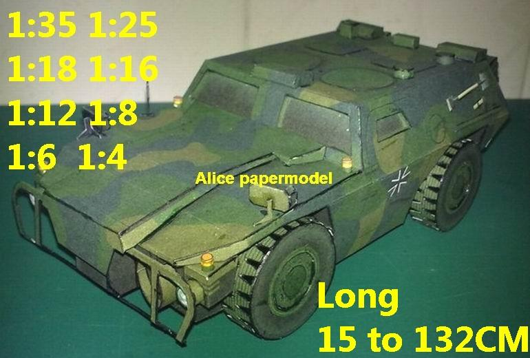 1:35 1:25 1:18 1:16 1:12 1:8 1:6 1:4 1:3 scale German Germany Volkswagen Zobel Light Recon Vehicle willys willy jeep tank armoured car half track half-track SAM missle launcher launches artillery truck MBT main battle armored vehicle vehicles military army train big large scale size car model models soldier soldiers scene on for sale shop store