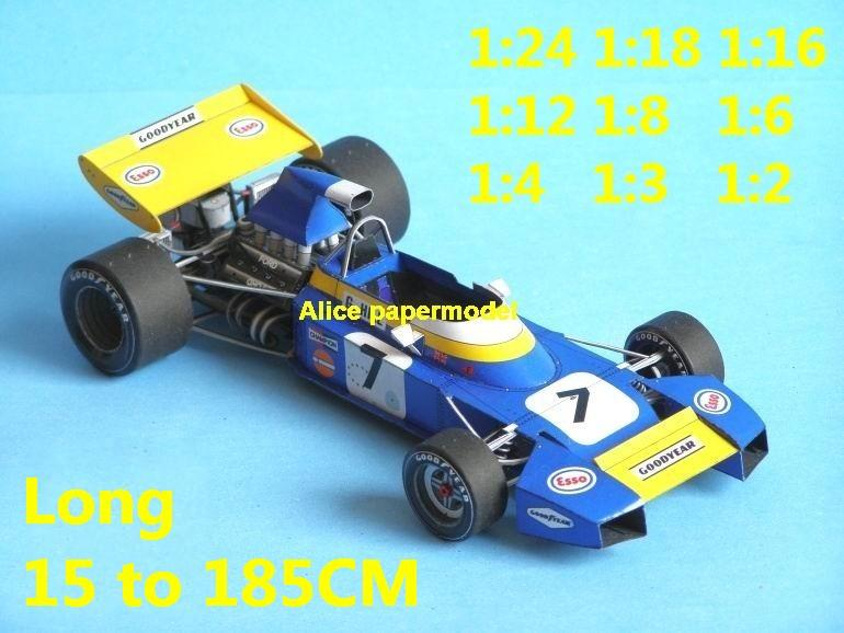 1:24 1:18 1:16 1:12 1:8 1:6 1:4 1:3 1:2 scale 1971 Brabham BT34 BT-34 BT 34 team Grands Prix FIA Formula one 1 F1 F-1 Ferrari Mercedes Renault Honda racing papercraft sport vintage classic old car sedan big large scale size car model models on for sale shop store papercraft