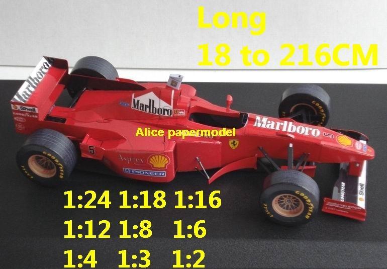 1996 Ferrari F310 F 310 Italy Italia Team Fia Grands Prix Formula