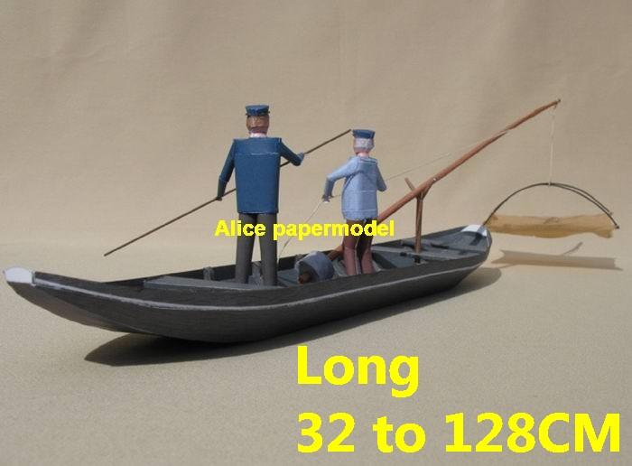 Fishing fish boats Ship vessel tugboat workboat big large scale size ship sailing boat model models cargo container tanker bulk freighter passenger liner cruise cruiser tugboat Ferry Sailboat papercraft Military army Soldiers Barbie doll model scene paper on for sale shop store