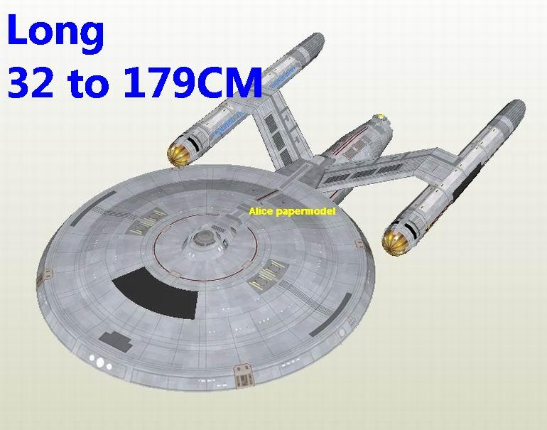 Startrek FNX Yorktown USS NCC 1701 NCC1701 enterprise aircraft Star Trek starwar star war starship starcraft big large scale size universe cosmos alien spaceship fighter spacecraft space battleship cruiser station UFO Science fiction SCFI models model papercraft on for sale store shop