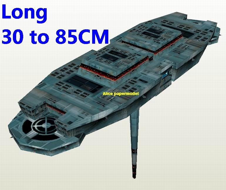 Starwar advanced Imperial Golan I defense platform fighter jedi starfighter aircraft Startrek starwars star war starship starcraft big large scale size universe cosmos alien spaceship fighter spacecraft space battleship cruiser station UFO Science fiction SCFI model models papercraft on for sale shop store