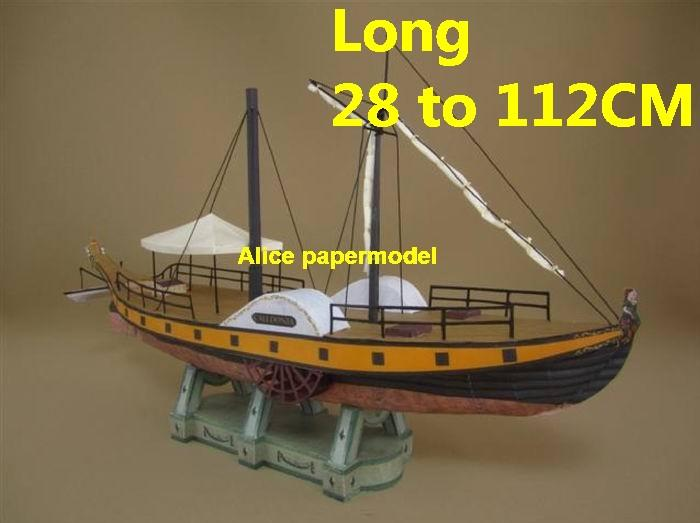 steam vintage old sailboat saliship cargo ship vessel tugboat workboat big large scale size ship sailing boat model models cargo container tanker bulk freighter passenger liner cruise cruiser tugboat Ferry Sailboat papercraft Military army Soldiers Barbie doll model scene paper on for sale store shop