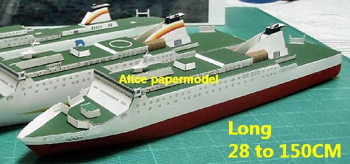 1:700 1:500 1:350 1:250 1:180 1:120 luxury Costa MSC NCL Royal caribbean Princess passenger liner cruise big large scale size ship sailing boat model models cargo container tanker bulk freighter cruiser tugboat Ferry Sailboat papercraft Military army Soldiers Barbie doll model scene paper on for sale store shop