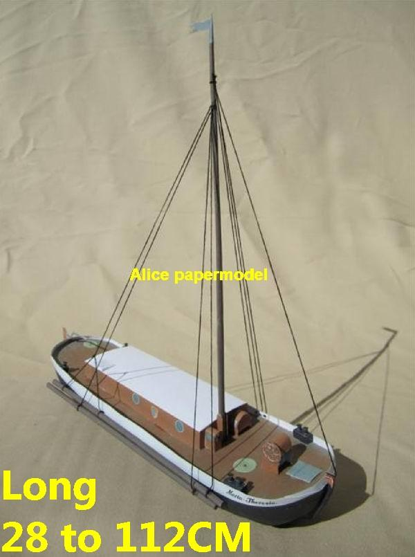 river boat sailship tugboat workboat big large scale size ship sailing boat model models cargo container tanker bulk freighter passenger liner cruise cruiser tugboat Ferry Sailboat papercraft Military army Soldiers Barbie doll model scene paper on for sale shop store