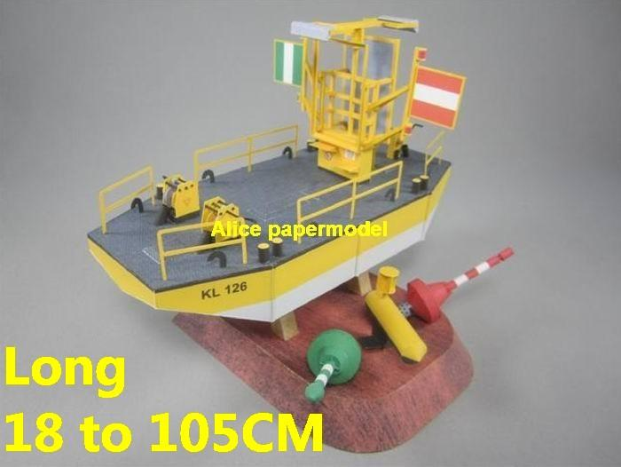 work boat workboat sea float chamber tugboat big large scale size ship sailing boat model models cargo container tanker bulk freighter passenger liner cruise cruiser tugboat Ferry Sailboat papercraft Military army Soldiers Barbie doll model scene paper on for sale store