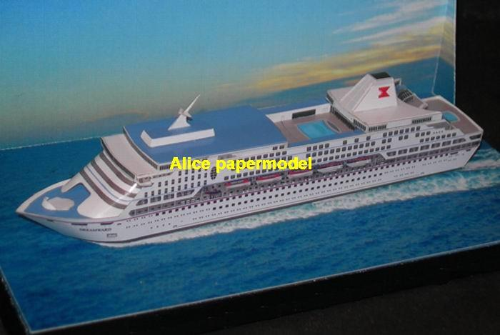 luxury yacht Costa NCL MSC Royal caribbean Princess passenger liner cruise big large scale size ship sailing boat model models cargo container tanker bulk freighter cruiser tugboat Ferry Sailboat papercraft Military army Soldiers Barbie doll model scene paper on for sale store shop