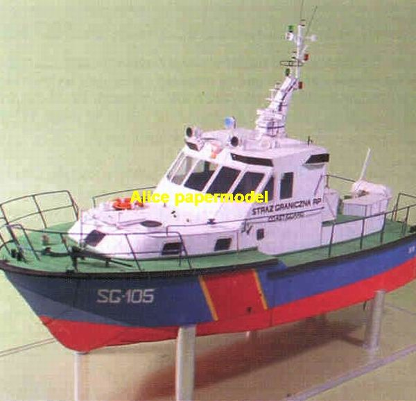 partol marine maritime police patrol Ship bulk freighter Yacht vessel big large scale size ship sailing boat models model passenger liner cruise cargo container tanker cruiser tugboat Sailboat Ferry papercraft Military army Soldiers Barbie doll model scene paper on for sale store shop