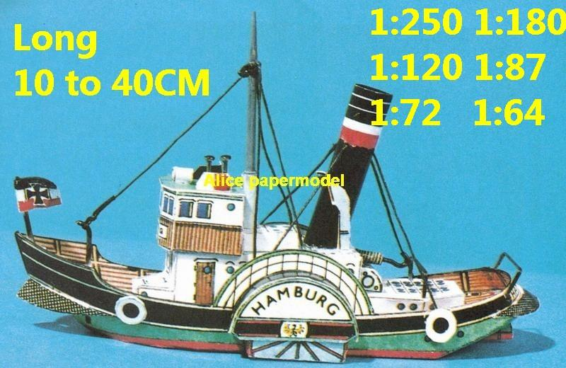 German Germany hamburg cargo Ship bulk freighter ship big large scale size ship sailing boat models model passenger liner cruise cargo container tanker cruiser tugboat Ferry Sailboat papercraft Military army Soldiers Barbie doll model scene paper for on sale store shop
