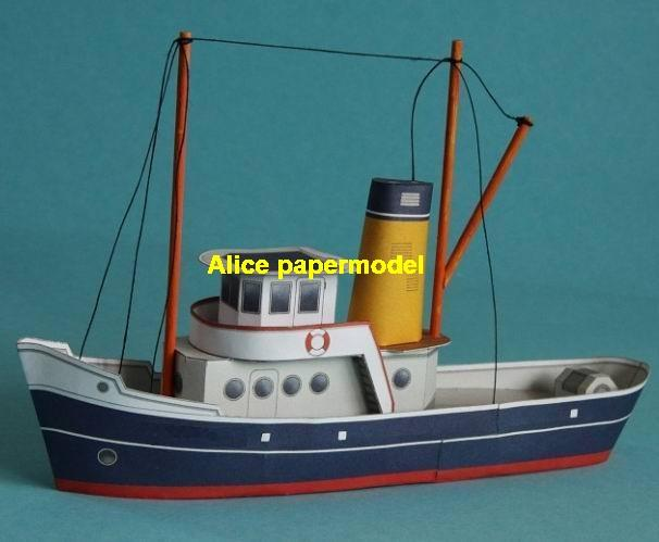 tugboat marine boat Coast Guard Ship torpedo boat armed river patrol gunboat passenger Yacht vessels big large scale size ship sailing boat models model passenger liner cruise cargo container tanker bulk freighter cruiser tugboat Ferry Sailboat papercraft Military army Soldiers Barbie doll model scene paper on for sale store shop