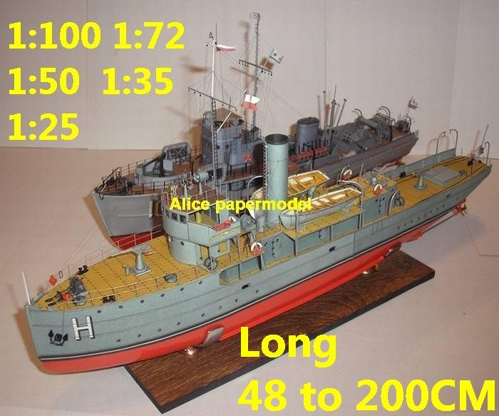 Coast Guard Ship torpedo boat armed river patrol gunboat passenger Yacht vessels big large scale size ship sailing boat models model passenger liner cruise cargo container tanker bulk freighter cruiser tugboat Ferry Sailboat papercraft Military army Soldiers Barbie doll model scene paper on for sale store shop