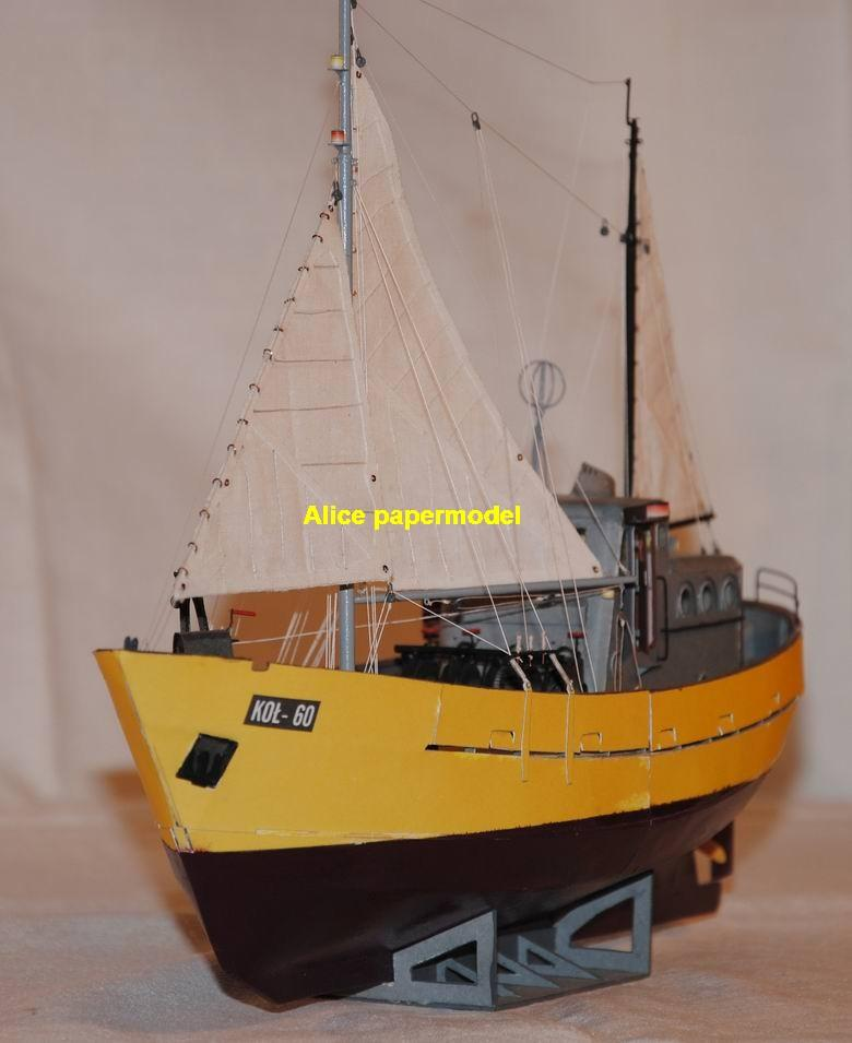 TRAWLER fish fishing boat boats ship boat river passenger Yacht vessels big large scale size ship sailing boat models model passenger liner cruise cargo container tanker bulk freighter cruiser tugboat Ferry Sailboat papercraft Military army Soldiers Barbie doll model scene paper for on sale store shop