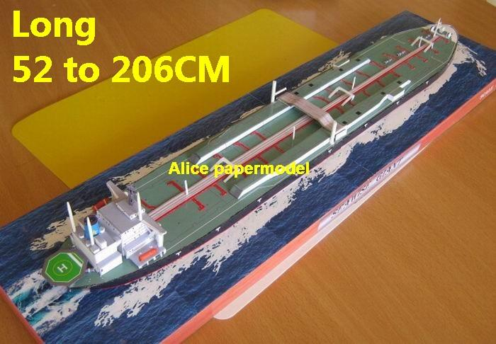 World biggest ship Seawise Giant bulk freighter oil tanker Container ocean cargo ship passenger ship Costa MSC NCL Royal caribbean ferry cruiser vessels ship big large scale size ship sailing boat models model passenger liner cruise cruiser tugboat Sailboat Ferry papercraft Military army Soldiers Barbie doll model scene paper on for sale shop store