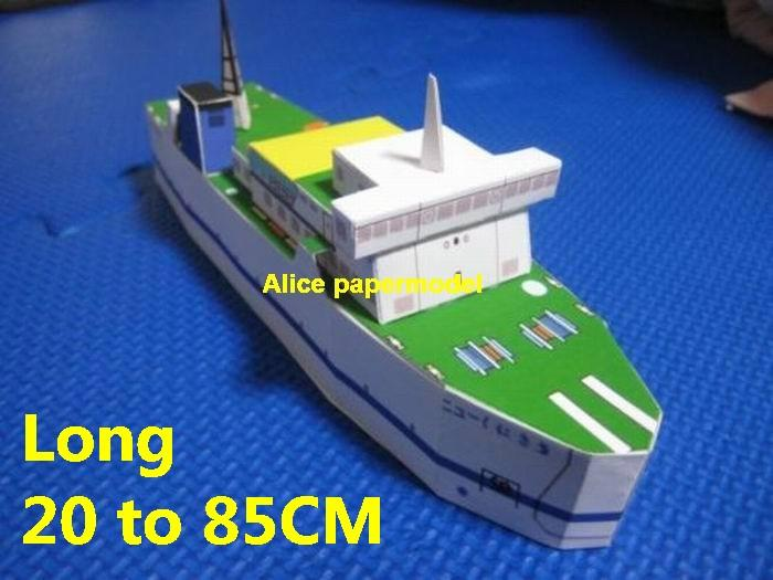 easy made luxury yacht Costa NCL MSC Royal caribbean Princess passenger liner cruise big large scale size ship sailing boat model models cargo container tanker bulk freighter cruiser tugboat Ferry Sailboat papercraft Military army Soldiers Barbie doll model scene paper on for sale shop store