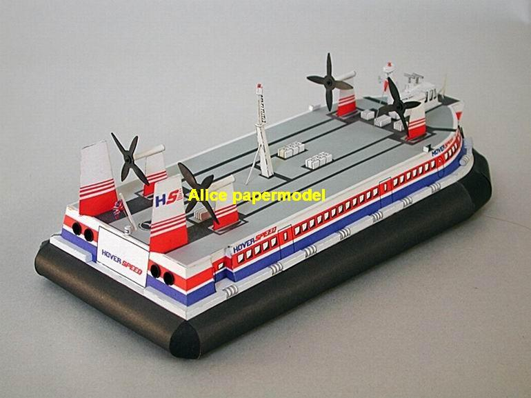 hovercraft catamaran Hydrofoil Hydrofoils Double hull Yacht bulk freighter vessel big large scale size ship sailing boat models model passenger liner cruise cargo container tanker cruiser tugboat Sailboat Ferry papercraft Military army Soldiers Barbie doll model scene paper on for sale shop store