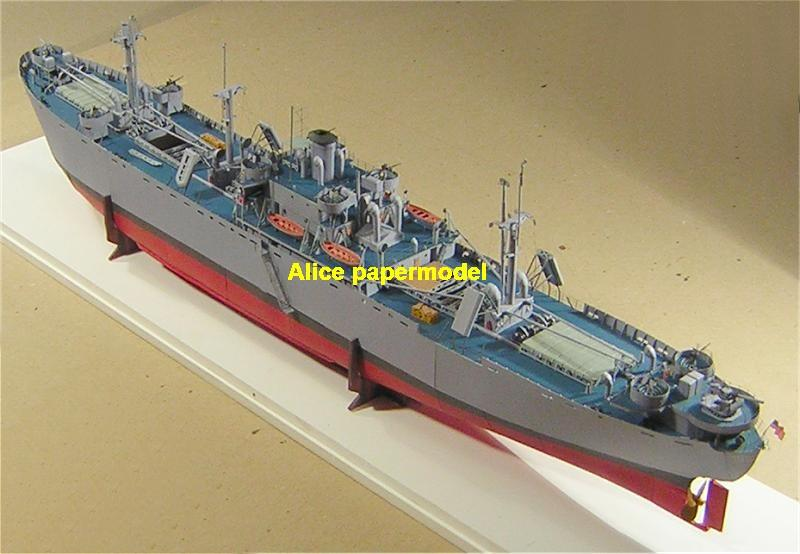 1:250 1:200 1:72 WWII USA Liberty ship cargo ship destoryer Torpedo boat aircraft carrier landing ship craft large scale size super big long submarine battleship Modern Guided missile frigate passenger liner tugboat Ferry military warship ship paper model models on for sale shop store