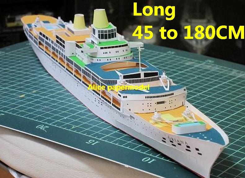 modern passenger liner cruise bulk freighter big large scale size ship sailing boat models model cargo container tanker cruiser Sailboat tugboat Ferry ferries papercraft Military army Soldiers Barbie doll model scene paper on for sale store shop