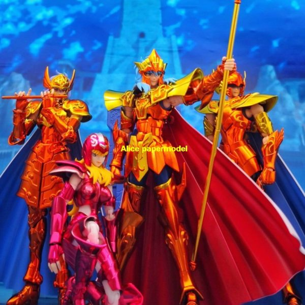 Poseidon Pegasus Saint Seiya Gold Bronze Silver Cloth Pope Shun Ikki Cosmo Knights of the Zodiac warriors goddess Athena 12 temples temple building DC Marvel The Justice League Avengers Avenger HOT action figure HOTTOYS HT toy toys Construction Ruins Barbie doll house Military Soldiers Fit for Miniature set model scene Dioramas diorama Scenes Accessories Scenery background base models kit on for sale shop store