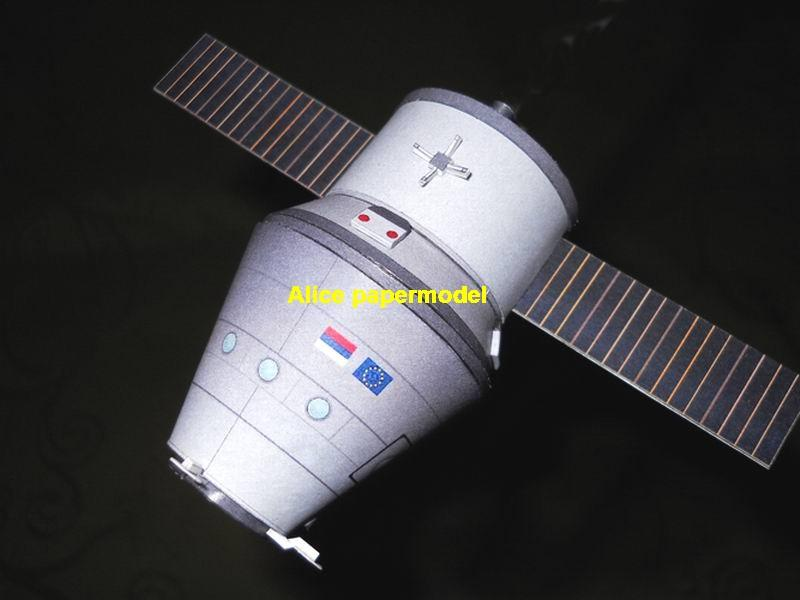 Russia USSR the Soviet Union Soyuz ACTS spaceship advanced crew transportation pod SpaceX capsule module satellite Eole launch vehicle missile rocket plane space shuttle big large scale size army Dioramas diorama Barbie doll Military Soldiers model scene scenes scenery background base models kit on for sale shop store