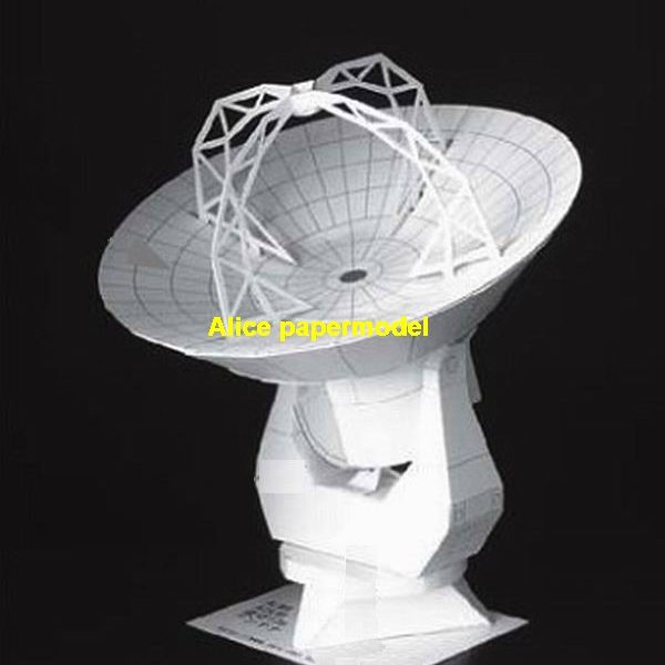 Space Radio cosmos telescope planet Observatory Hubble rocket Satellite large big scale size models model kit on for sale shop store