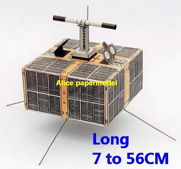 USA US NASA plan communications satellite Moon mission landing ship prototype launch vehicle landing ship spaceship missile plane space shuttle big large scale size army Dioramas diorama Barbie doll Military Soldiers model scene scenes scenery background base models kit on for sale shop store