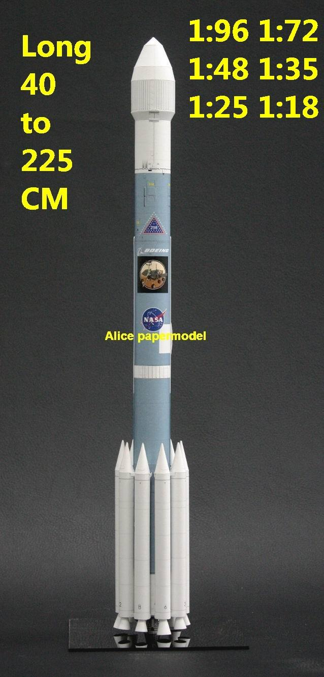 US USA NASA Boeing Delta III Delta-III Delta3 3 MER A expendable Launch Vehicle system rocket Ballistic missile spaceship plane space shuttle Satellite large big scale size model army Dioramas diorama Barbie doll Military Soldiers scene scenes scenery background base models kit on for sale store shop