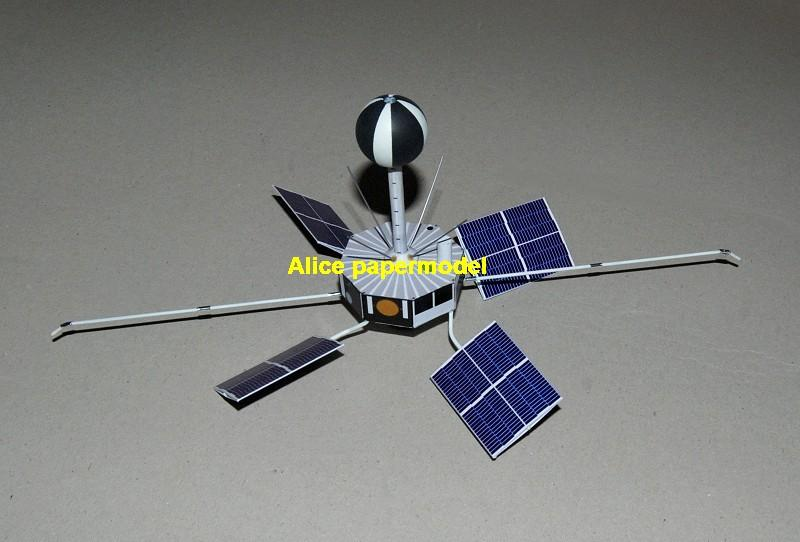 USA US NASA plan Explorer 18 program IMP 1 IMP-A S-74 Delta launch vehicle Satellite missile rocket spaceship plane rocket space shuttle big large scale size army Dioramas diorama Barbie doll Military Soldiers model scene scenes scenery background base models kit on for sale shop store