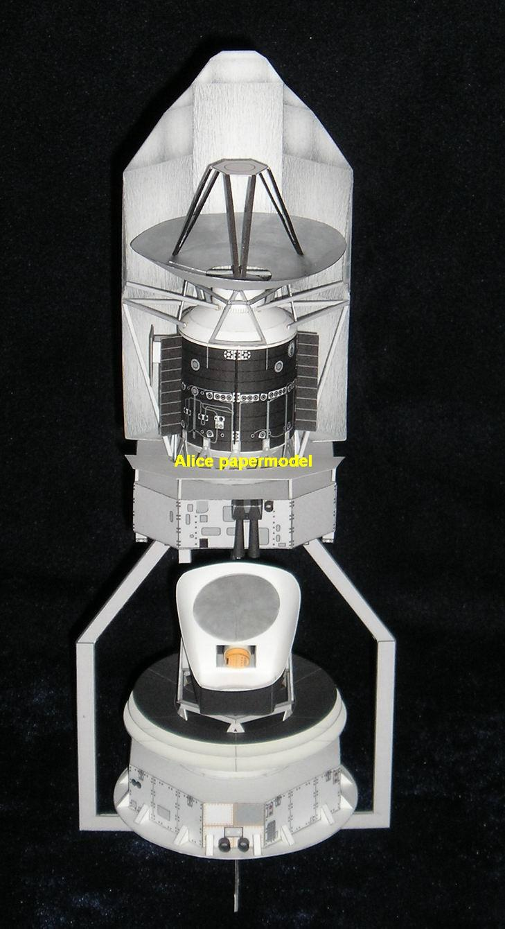 ESA Telescope European Space Agency Herschel Space Observatory scientific Satellite Acceleration launch vehicle missile rocket spaceship plane NASA plan rocket space shuttle big large scale size army Dioramas diorama Barbie doll Military Soldiers model scene scenes scenery background base models kit on for sale shop store