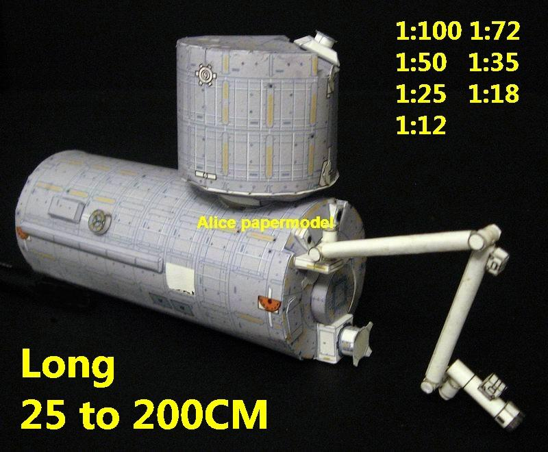 International Space Station ISS module Service Module space shuttle Raketoplan robot Launch vehicle launcher buran energia Space Transportation System STS carrier rocket Ballistic missile Satellite plane spaceship large big scale size model army Dioramas diorama Barbie doll Military Soldiers scene scenes scenery background base models kit on for sale shop store