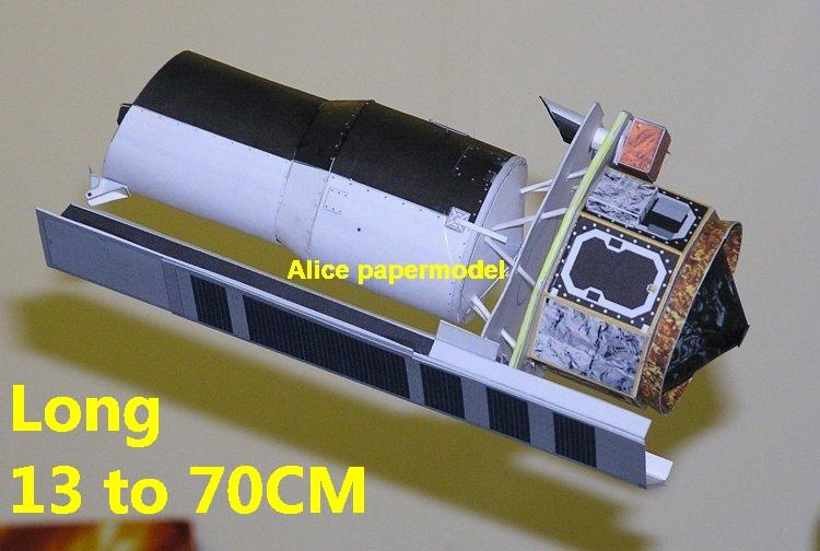 US USA NASA Spitzer Space Telescope SST Hubble launch vehicle Satellite missile rocket spaceship plane rocket space shuttle big large scale size army Dioramas diorama Barbie doll Military Soldiers model scene scenes scenery background base models kit on for sale shop store