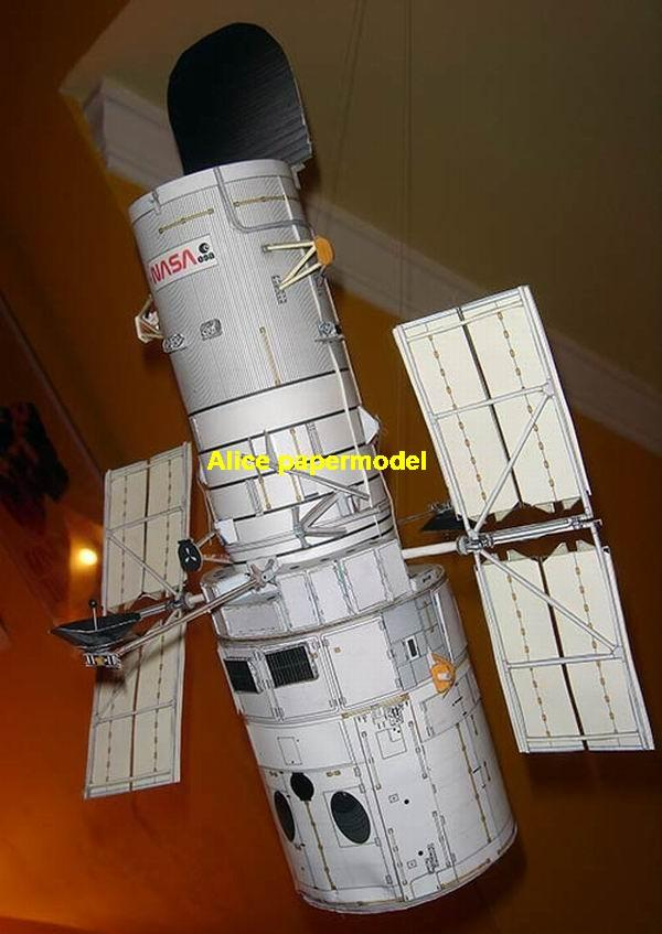 USA US NASA Hubble Space Telescope Observatory Satellite rocket big large scale size model models kit on for sale shop store