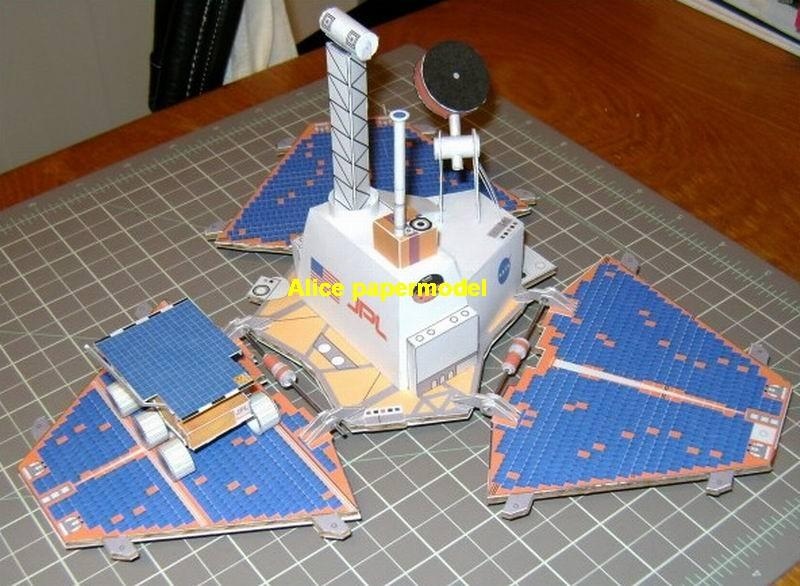 USA US NASA plan Mars Pathfinder roving probe Sojourner Rover Satellite launch vehicle rocket missile spaceship plane NASA plan rocket space shuttle big large scale size army Dioramas diorama Barbie doll Military Soldiers model scene scenes scenery background base models kit on for sale shop store