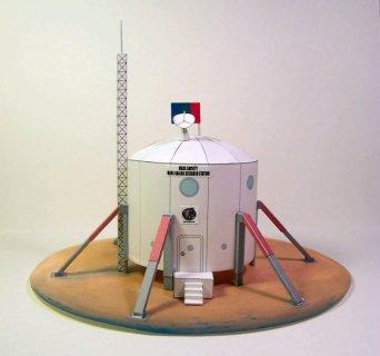 USA US NASA Mars base module astronaut landing spaceX space X Moon Big falcon landing Satellite spaceship rocket large big scale size model models kit on for sale shop store