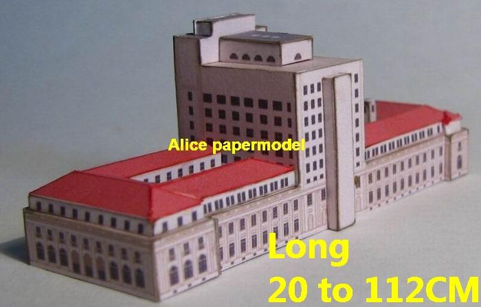 Government parliament house hotel skyscraper buildings business street  highrise tall High city scene big large scale size model models kit on for  sale