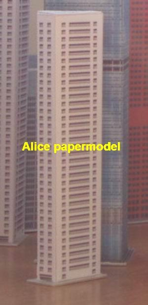 Apartment Residential area buildings Tower skyscraper business street highrise tall High city scene big large scale size model models