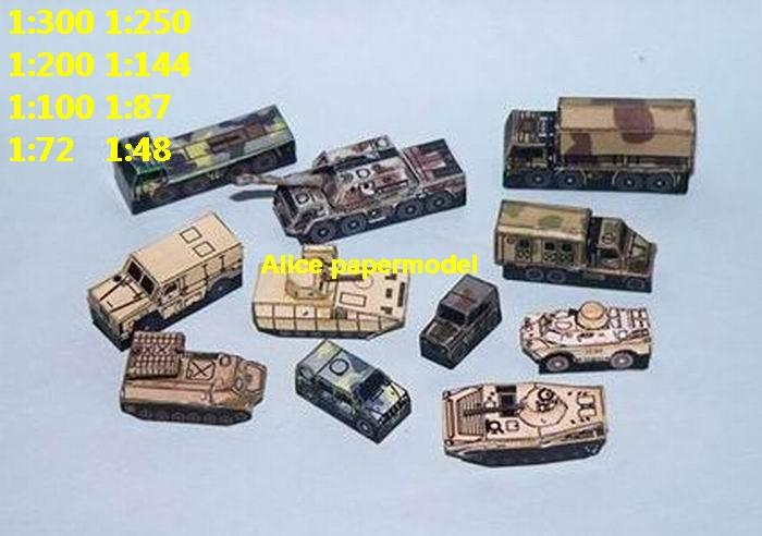 ACR CSLA army military ground troops land force base Diorama small mini scale Armored vehicle tank jeep truck battlefield warzone model scene scenery models kit on for sale store shop