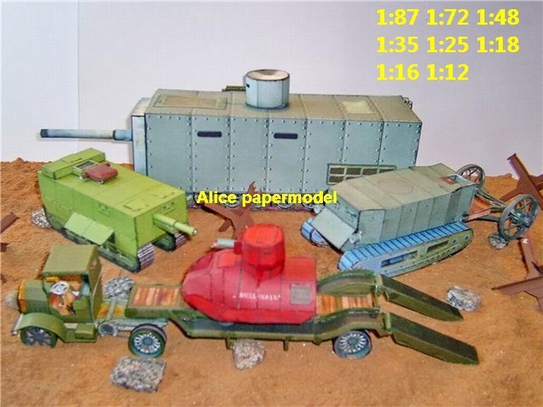 WWI WW1 Russia truck Armored vehicle tank battlefield war zone warzone building scene abandon ruin Military Soldiers Soldier model diorama Scenery base models kit on for sale store shop