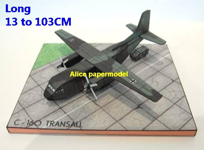 French South Africa Air Force Transall C160 C-160 C130 AN225 cargo aircraft airplane figher bomber plane sky warplane model models on for sale store shop