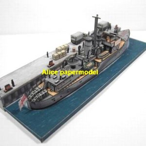 France Flower Class Corvette harbor haven port base frigate destoryer warship ship naval battle battlefield warzone scene diorama models kit on for sale store shop