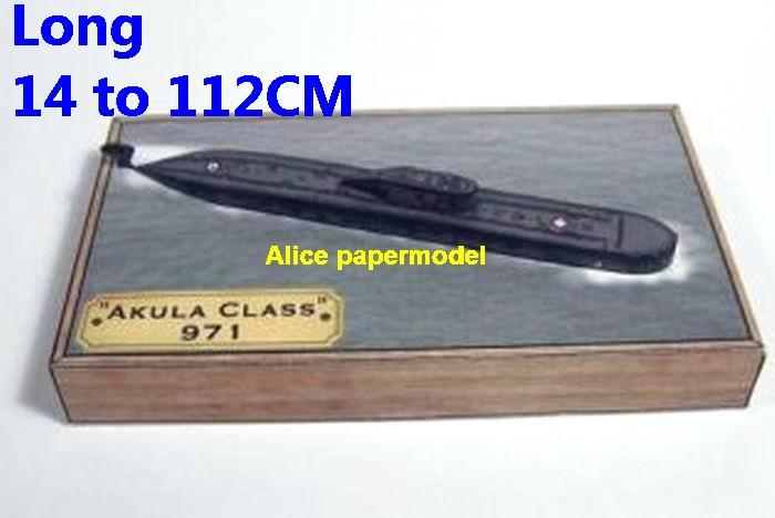 USSR Russia NAVY UDSSR Akula Class 971 nucelar attack submarine U Boot U boat U-Boot U-boat military warship ship models on for sale shop store