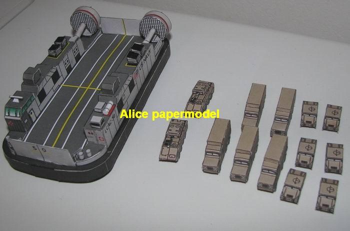 US USA Navy The Landing Craft Air Cushion LCAC hovercraft landing craft large scale size super big long battleship Modern Guided missile frigate destoryer aircraft carrier Ship military warship boat models on for sale store shop
