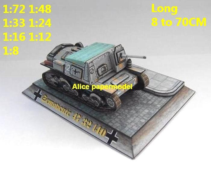 WWII Italy Semovente L40 tank armored vehicle military model models soldier scene on for sale store shop